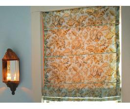 Римская штора своими руками: почти без шитья!