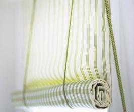 Рулонная штора на пластиковое окно