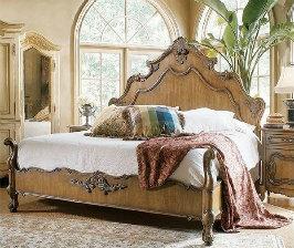 История спальни