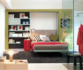 <strong>15</strong> современных спален из Италии