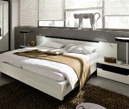 Материалы каркаса кровати