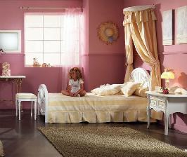 <strong>14</strong> детских кроватей с балдахином