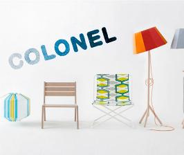 Дебютная коллекция Colonel