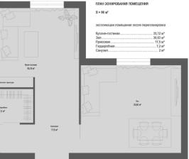 Загородный дом: как организовать гостевую зону?