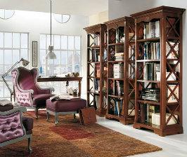 Гостиная+библиотека