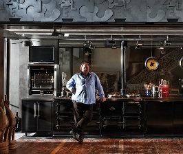На кухне с Жераром Депардье