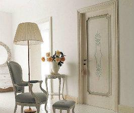 <strong>15</strong> классических межкомнатных дверей из Италии