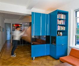 Манхэттен: квартира 39 кв.м