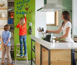 Инновационные покрытия для стен и мебели