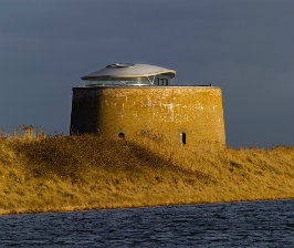 Англия: дом в крепости
