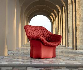 Как делают кресло Juliet?