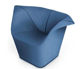 Как делают кресло Garment