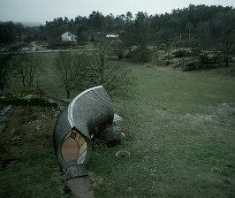 Швеция: дом без крыши