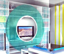 Квартира-студия для молодой семьи