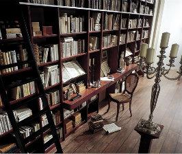 <strong>25</strong> стеллажей для домашней библиотеки