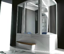 <strong>18</strong> душевых кабин с ванной