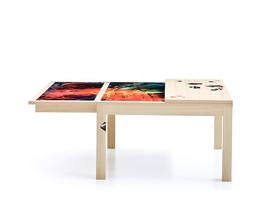<strong>12</strong> моделей столов-книжек для кухни