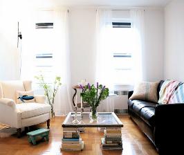 Нью-Йорк: квартира 46 кв.м