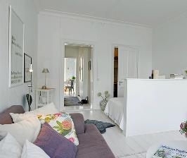 Швеция: квартира 41 кв.м
