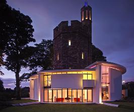 Англия: дом в водонапорной башне