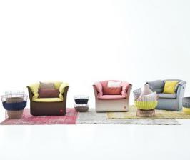 Maison&Objet, осень 2012. Тенденция  Bling-Bling. Цвет