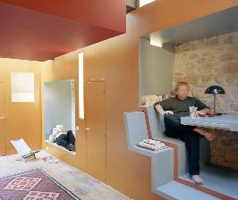 Париж: дом 35 кв. м