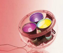 Цветной свет