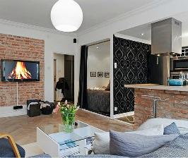 Швеция: квартира 42 кв.м