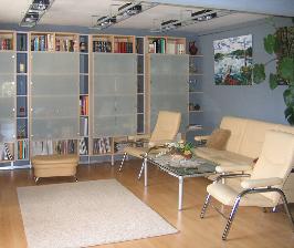 Четырехкомнатная квартира в скандинавском стиле: проект Виталия и Евгения Ананченко