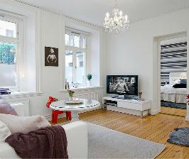 Швеция: квартира 47 кв.м