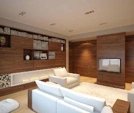 4-комнатная квартира в стиле эко-минимализма: проект Андрея Иванюка