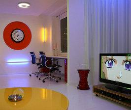 Москва: квартира 32 кв. м на Новом Арбате
