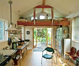 Сиэтл: дом 23 кв.м