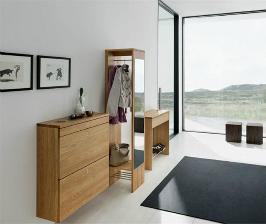 <strong>14</strong> вариантов мебели для маленькой прихожей