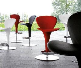 Барные стулья и табуреты: конструкции