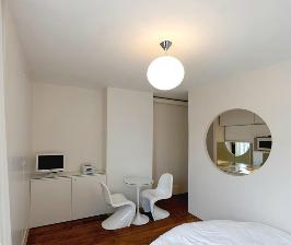 Париж: апартаменты 18 кв.м