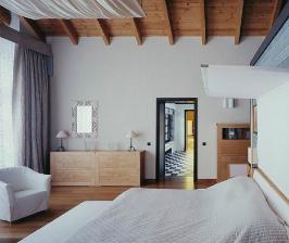 <strong>24</strong> просторных спальни современного дизайна