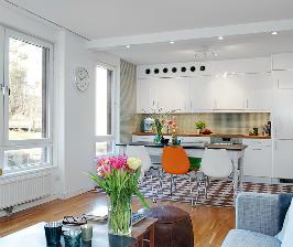 Гётеборг: квартира 52 кв.м