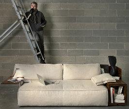 Дом на диване