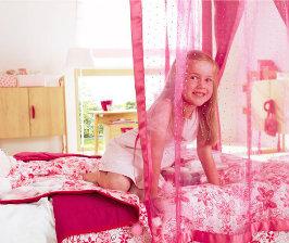 Текстиль для детской кроватки