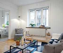 Гётеборг: квартира 40 кв.м