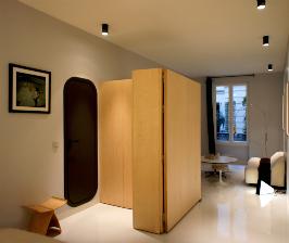 Париж: студия 30 кв.м