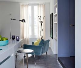 Париж: апартаменты 50 кв.м
