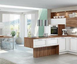Как создать удобную кухню в помещении любого размера?