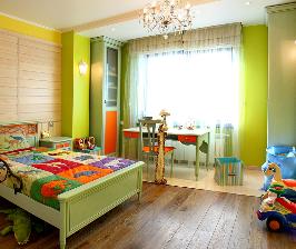 Краски для детской