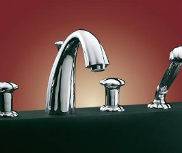 4 замечания о смесителе для ванной комнаты