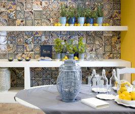 <strong>15</strong> коллекций итальянской настенной плитки