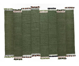 <strong>18</strong> стильных ковров для гостиной