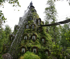 Отель-волшебная гора