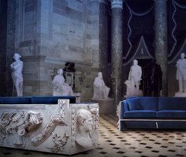 Версаль на диване